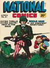 Cover for National Comics (Quality Comics, 1940 series) #31