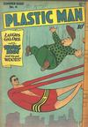 Cover for Plastic Man (Quality Comics, 1943 series) #4