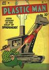 Cover for Plastic Man (Quality Comics, 1943 series) #12