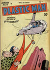 Cover for Plastic Man (Quality Comics, 1943 series) #15