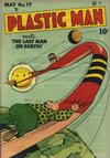 Cover for Plastic Man (Quality Comics, 1943 series) #17