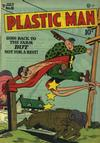 Cover for Plastic Man (Quality Comics, 1943 series) #18