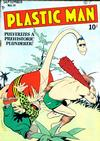 Cover for Plastic Man (Quality Comics, 1943 series) #19