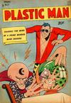 Cover for Plastic Man (Quality Comics, 1943 series) #21