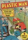 Cover for Plastic Man (Quality Comics, 1943 series) #28