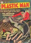 Cover for Plastic Man (Quality Comics, 1943 series) #36