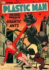 Cover for Plastic Man (Quality Comics, 1943 series) #37