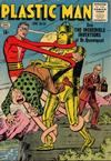 Cover for Plastic Man (Quality Comics, 1943 series) #54