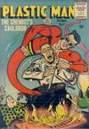 Cover for Plastic Man (Quality Comics, 1943 series) #57