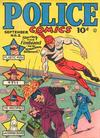 Cover for Police Comics (Quality Comics, 1941 series) #2