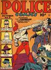 Cover for Police Comics (Quality Comics, 1941 series) #3
