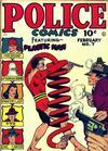 Cover for Police Comics (Quality Comics, 1941 series) #7