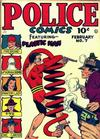 Cover for Police Comics (Quality Comics, 1941 series) #7