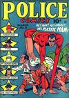 Cover for Police Comics (Quality Comics, 1941 series) #8