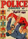 Cover for Police Comics (Quality Comics, 1941 series) #9