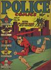 Cover for Police Comics (Quality Comics, 1941 series) #10