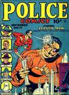 Cover for Police Comics (Quality Comics, 1941 series) #11