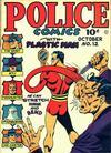 Cover for Police Comics (Quality Comics, 1941 series) #12