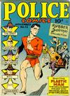 Cover for Police Comics (Quality Comics, 1941 series) #13