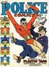 Cover for Police Comics (Quality Comics, 1941 series) #14