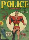 Cover for Police Comics (Quality Comics, 1941 series) #15