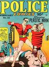 Cover for Police Comics (Quality Comics, 1941 series) #16
