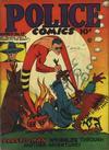 Cover for Police Comics (Quality Comics, 1941 series) #17
