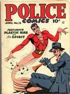Cover for Police Comics (Quality Comics, 1941 series) #18