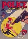 Cover for Police Comics (Quality Comics, 1941 series) #19