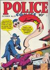 Cover for Police Comics (Quality Comics, 1941 series) #23