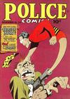 Cover for Police Comics (Quality Comics, 1941 series) #24