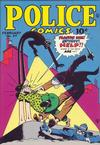 Cover for Police Comics (Quality Comics, 1941 series) #27