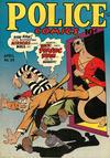 Cover for Police Comics (Quality Comics, 1941 series) #29