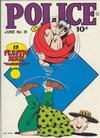 Cover for Police Comics (Quality Comics, 1941 series) #31