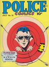 Cover for Police Comics (Quality Comics, 1941 series) #32