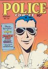 Cover for Police Comics (Quality Comics, 1941 series) #33