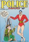 Cover for Police Comics (Quality Comics, 1941 series) #34