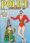 Cover for Police Comics (Quality Comics, 1941 series) #34