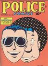 Cover for Police Comics (Quality Comics, 1941 series) #35