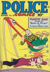 Cover for Police Comics (Quality Comics, 1941 series) #36