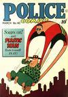 Cover for Police Comics (Quality Comics, 1941 series) #40