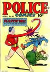 Cover for Police Comics (Quality Comics, 1941 series) #41