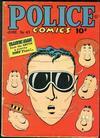 Cover for Police Comics (Quality Comics, 1941 series) #43