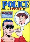 Cover for Police Comics (Quality Comics, 1941 series) #48