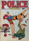 Cover for Police Comics (Quality Comics, 1941 series) #50