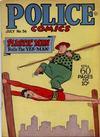 Cover for Police Comics (Quality Comics, 1941 series) #56
