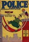 Cover for Police Comics (Quality Comics, 1941 series) #60