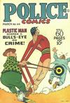 Cover for Police Comics (Quality Comics, 1941 series) #64