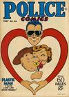 Cover for Police Comics (Quality Comics, 1941 series) #66