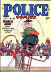 Cover for Police Comics (Quality Comics, 1941 series) #80
